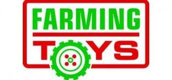 Miniatuur landbouwvoertuigen